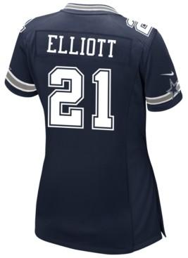 Nike Women's Ezekiel Elliott Dallas Cowboys Game Jersey