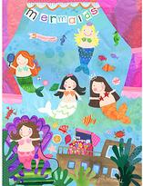 Mermaid Performance Canvas Reproduction