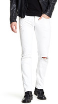 "Levi's Levi&s 511 Slim Fit Whiteout Denim Jean - 29-34"" Inseam"