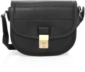 3.1 Phillip Lim Pashli Leather Saddle Bag
