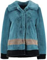 Oakwood Winter jacket ice blue