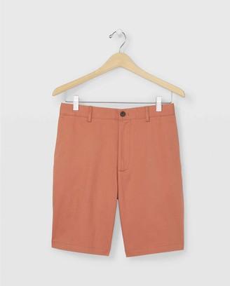 """Club Monaco Maddox Texture 9"""" Shorts"""