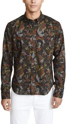 Billy Reid Long Sleeve Taylor Shirt