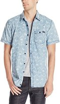 Rusty Men's Hatter Short-Sleeve Shirt