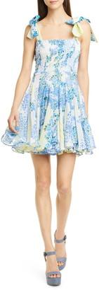 All Things Mochi Darna Floral Minidress