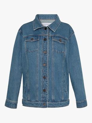 Gerard Darel Aurelia Denim Jacket, Blue