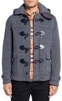 Burberry Men's 'Burwood' Duffle Coat