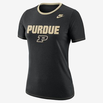 Nike Women's T-Shirt College Dri-FIT (Purdue)