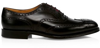 Church's Chetwynd Lace-Up Leather Wingtips