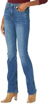 Thumbnail for your product : Jen7 Slim Bootcut in Twilight Dreams