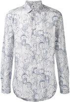 Paul Smith cactus print shirt - men - Cotton - M