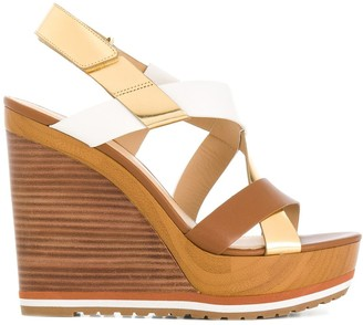 MICHAEL Michael Kors Mackay wedge sandals