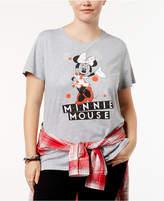 Hybrid Trendy Plus Size Minnie Graphic T-Shirt