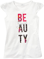 GUESS Beauty-Print T-Shirt, Big Girls (7-16)