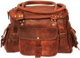 Imperial Handicrafts Imperial Leather Shoulder Cabin Bag Travel Camera Messenger