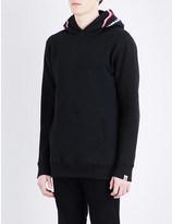A Bathing Ape Shark-motif cotton-jersey hoody