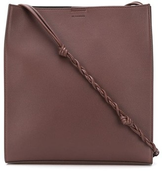 Jil Sander Braided Strap Shoulder Bag