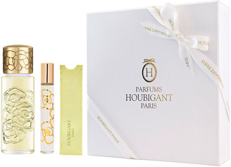 Houbigant Paris Quelques Fleurs Jardin Secret Set ($275 Value)