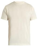 Sunspel Mid-weight Cotton T-shirt