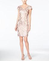 Tadashi Shoji Sequined Sheath Dress