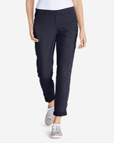 Eddie Bauer Women's Kick Back Twill Pants