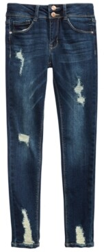 Imperial Star Big Girls Ripped Jeans