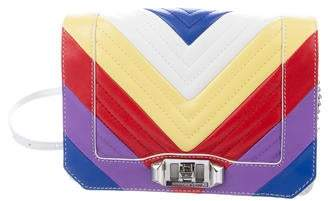 Rebecca Minkoff Small Quilted Love Crossbody Bag
