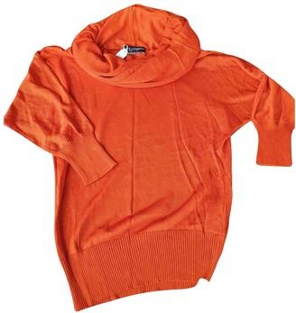 Dolce & Gabbana Orange Viscose Tops