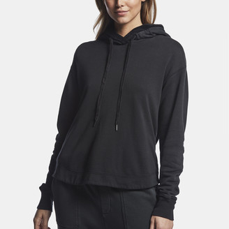 James Perse Lotus Terry Sherpa Hoodie