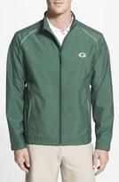 Cutter & Buck Men's Big & Tall 'Green Bay Packers - Beacon' Weathertec Wind & Water Resistant Jacket