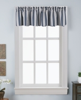 "CHF Cabana Tailored 42"" x 15"" Window Valance"
