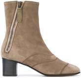 Chloé Lexie ankle boots - women - Leather - 37