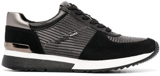 MICHAEL Michael Kors Panelled Lace-Up Trainers