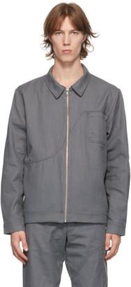 EDEN power corp Grey Corp Jacket