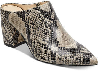 Marc Fisher Ragni Mules Women Shoes