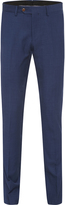 Oxford Auden Suit Trousers Blue X