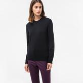 Paul Smith Women's Black Cashmere Sweater