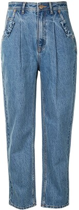 Alice McCall Desire high-waisted straight jeans