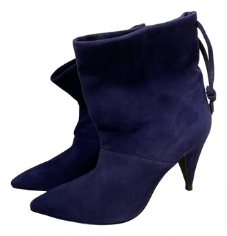 Pierre Hardy Other Suede Ankle boots