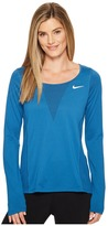 Nike Zonal Cooling Relay Long Sleeve Running Top Women's Clothing