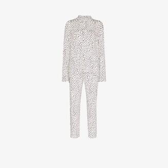 Leset Nora floral print pyjamas