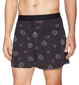 Perry Ellis Men's Medieval Coin Luxe Boxer Short