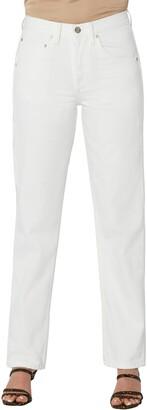 Boyish Jeans The Bailey High Waist Organic Cotton & Lyocell Jeans