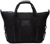 Y-3 Black Neoprene Qasa Gym Bag