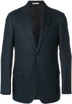 Armani Collezioni flap pocket blazer