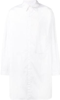 Yohji Yamamoto Longline Shirt