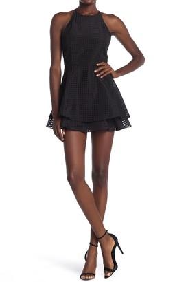 Do & Be Halter Layer Dress