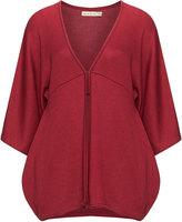 Isolde Roth Plus Size Kimono style cotton blend jacket