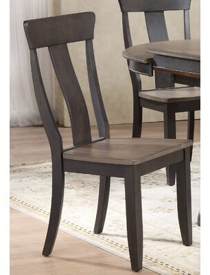 Iconic Furniture Solid Wood Dining Chair