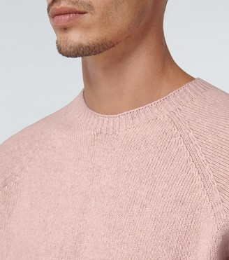 Sunspel Lambswool crewneck sweater